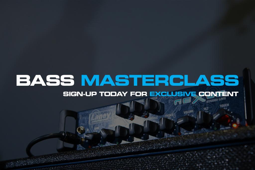 Bass masterclass image